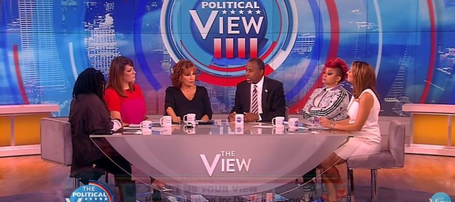 'The View' Hosts Try to Corner Ben Carson on Abortion… He OBLITERATES Them [VIDEO]
