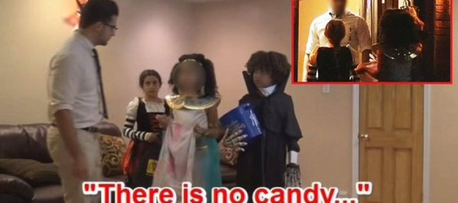 Man Lures Six Young Children Into His House While They are Trick-or-Treating THEN THIS Happens!