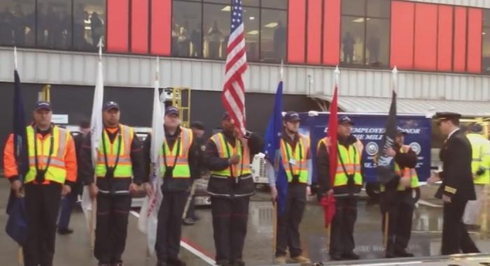 delta honor guard