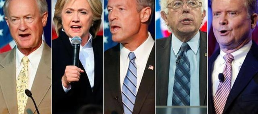 The 1st Democrat Debate in a Nutshell