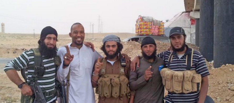 Rapper Turned ISIS Terrorist Hears Boom Gets To Meet His Virgins Courtesy Of The American Military