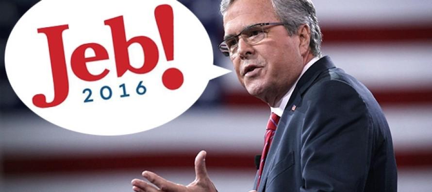 Memo to Jeb Bush, GOP Establishment: It's over!