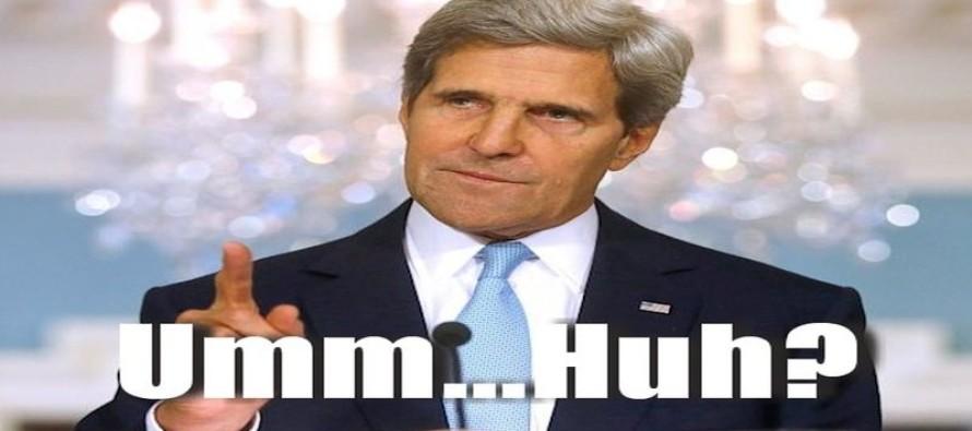BOOM: Cruz Demands Kerry Resign Over Israel Criticism