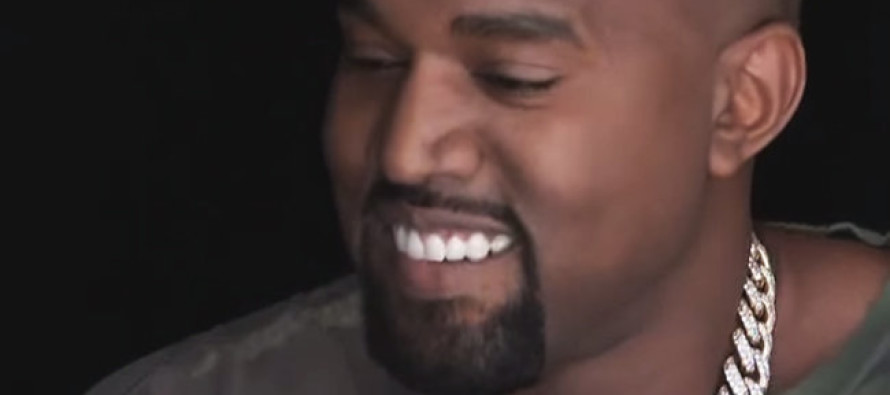 Who knew?:Kanye West Thinks Fashion Discriminated Against Him for Not Being Gay
