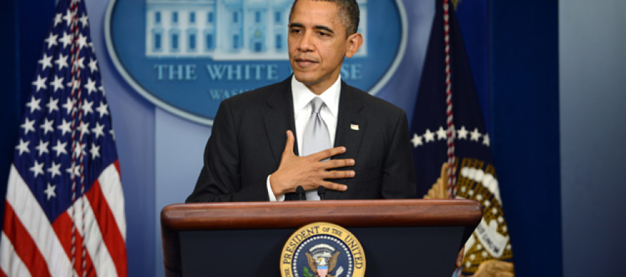 Obama is Preparing More Executive Actions on Gun Control