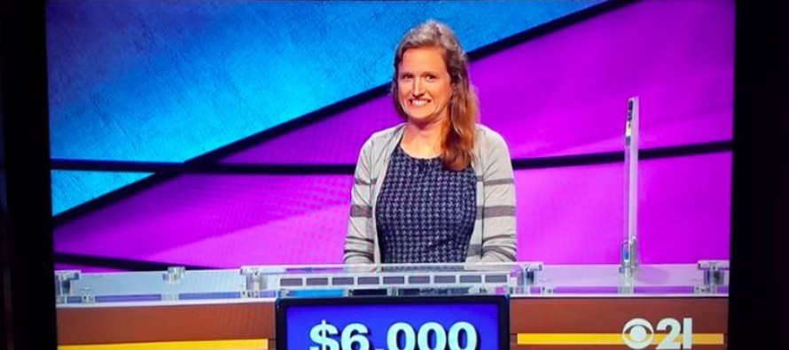 Jeopardy Question Asked for Flower that's 'Disparaging' to Liberals, Contestant's Answer is Awesome