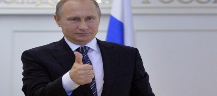 BREAKING: U.S. Officials Say That Putin Bombed CIA-Backed Rebels in Syria
