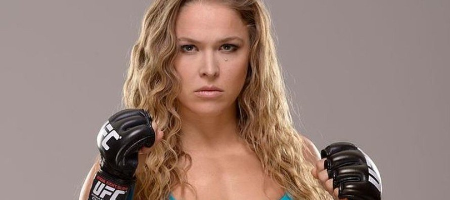 Rousey DEMOLISHES Feminist Reporter's Question About Gender Pay Gap [VIDEO]