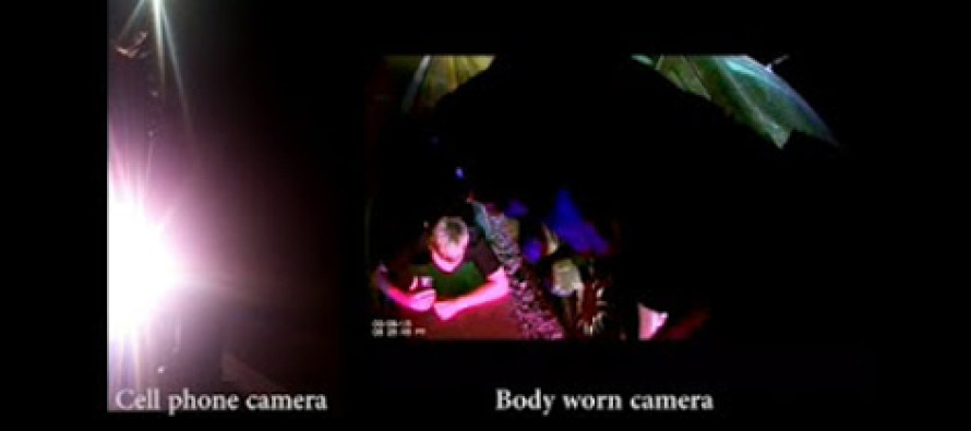 This cop might have gone to jail for murder if he didn't have his body camera footage