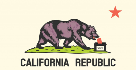 California just signed bill AUTOMATICALLY registering people to VOTE