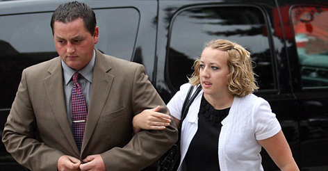 Faith-healing couple who prayed and rubbed oil on their sickly newborn instead of calling 911 WILL go to prison