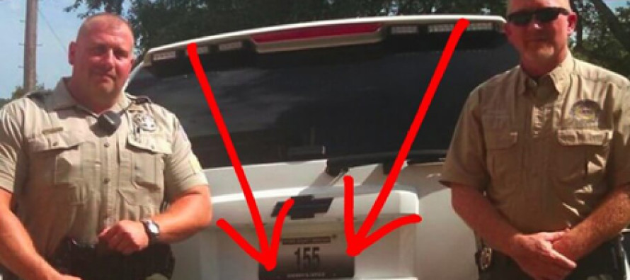 Man Demands These 4 Words Be Taken Off Police Cars…Texas Governor Shuts Him Down