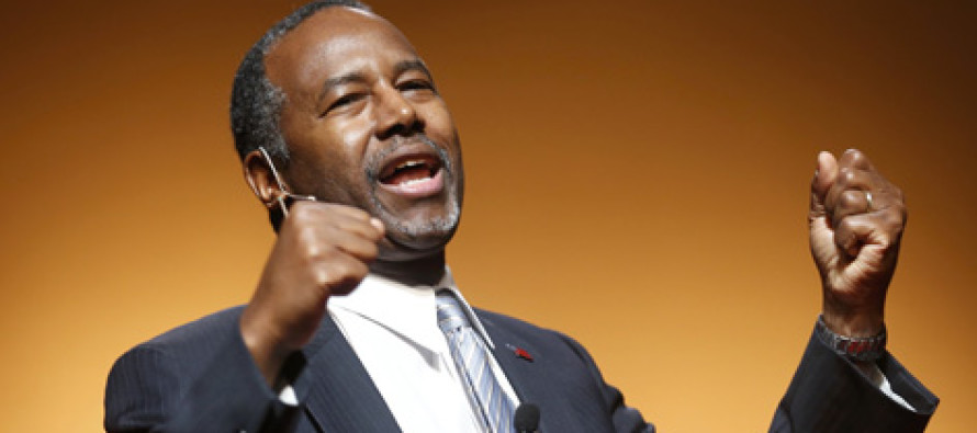 Will this policy position end Ben Carson's run at the presidency?