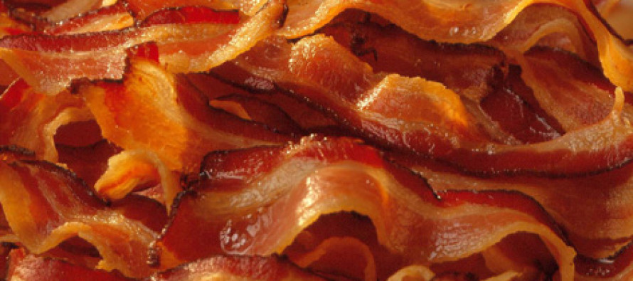 Bacon To Be Classified As Dangerous As Cigarettes By WHO