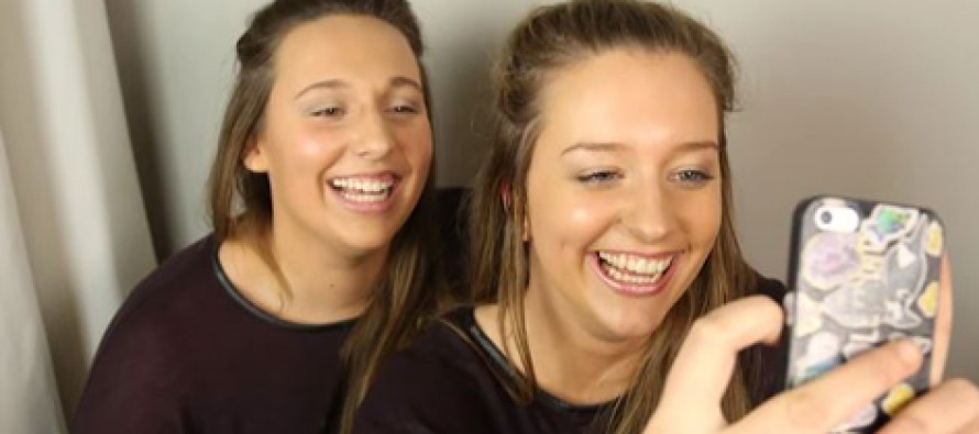 This Girl Went To Study In Europe And Found Her Identical Twin Stranger