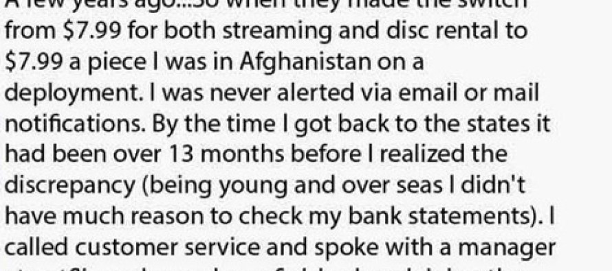 Customer Service Rep Said Sick Of Military Folks Looking For Handouts; Then THIS Happened