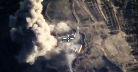 ISIS militants deserting en masse amid Russian airstrikes