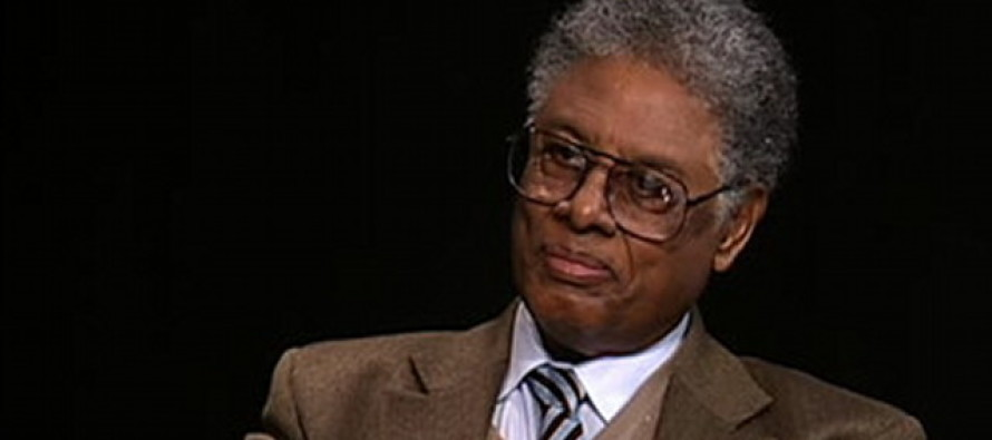 """Interviewing Thomas Sowell About His New Book, """"Wealth, Poverty and Politics: An International Perspective"""""""