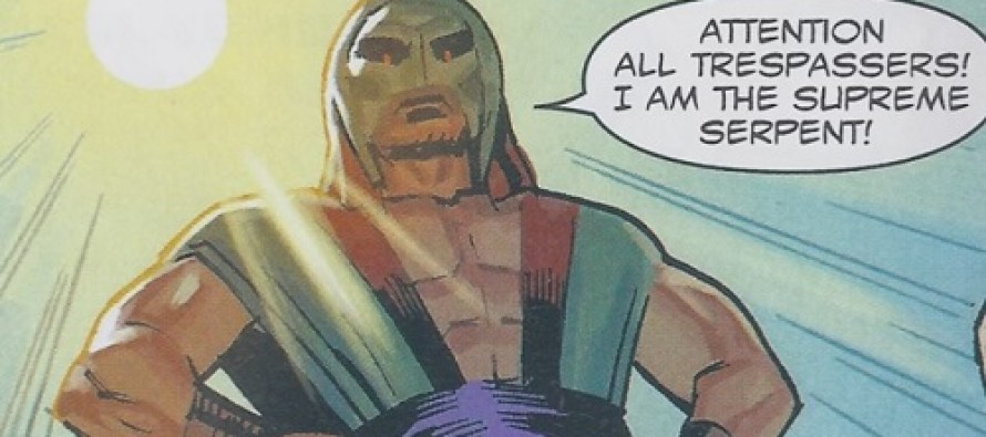 New Captain America Comic Features Him Beating Conservatives for Opposing Illegal Immigration