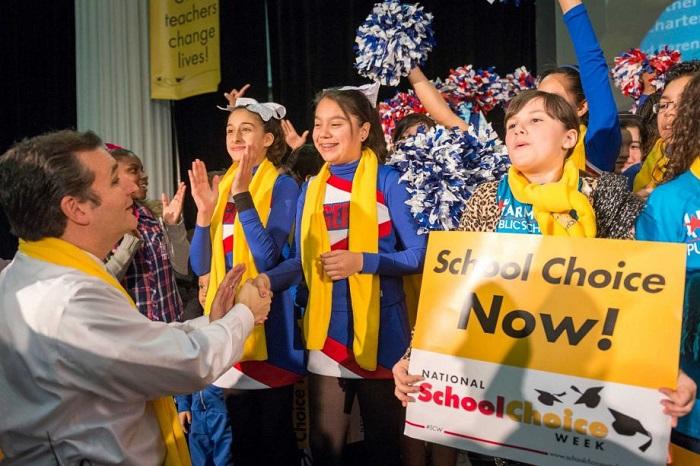 ted cruz school choice