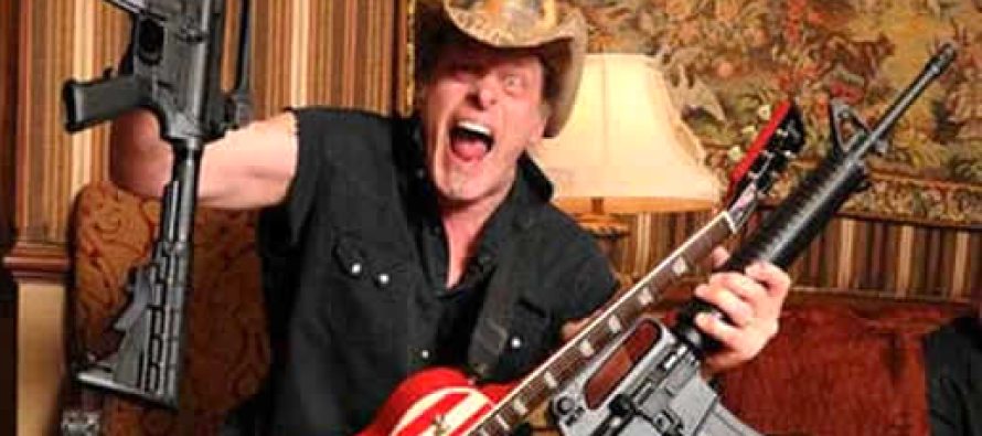 Ted Nugent was Axed By a Cable Giant, and Now He's Making His Wrath Felt