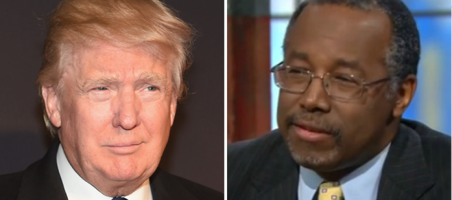 New WSJ Poll: Trump, Carson increase support among Republicans while Jeb flounders