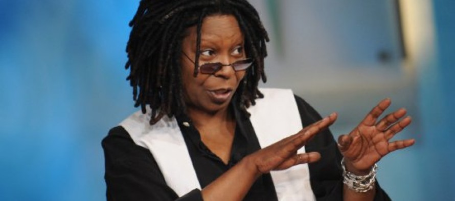 Watch: Whoopi Goldberg Discovers Kelsey Grammer's Pro-Life Shirt And SHAMEFULLY Miss The Point