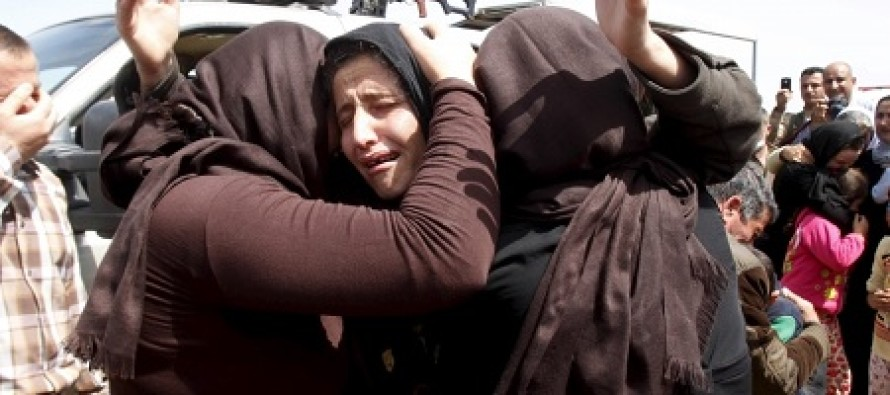 MONSTERS: ISIS Feeds Starving Mother Her 3 Year Old Child