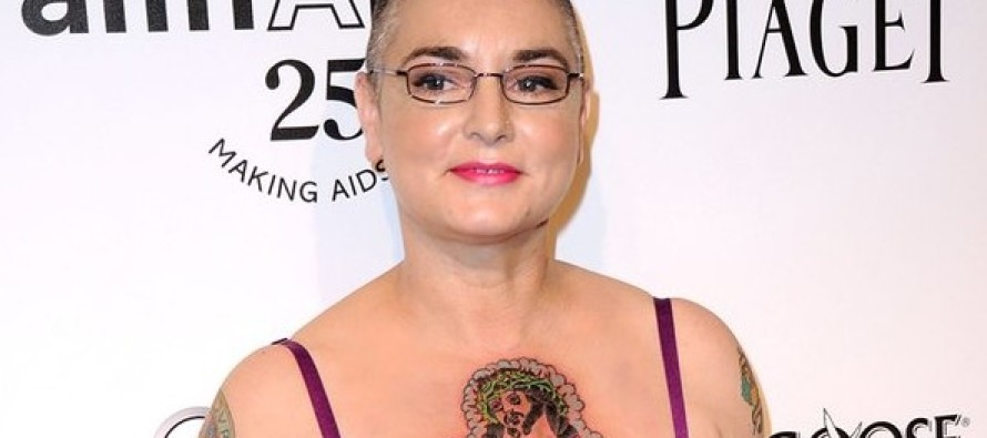 Singer Sinead O'Connor says she's going to commit suicide in Facebook post