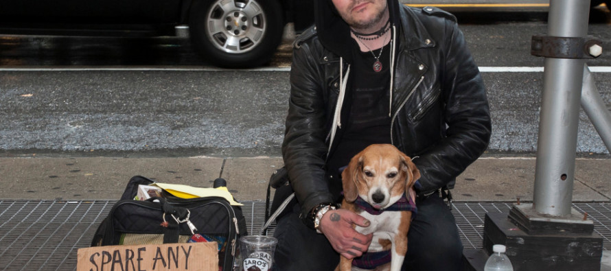Can You Get Rich Panhandling? Wait Until You See What This Bum Makes Per Hour In NYC!