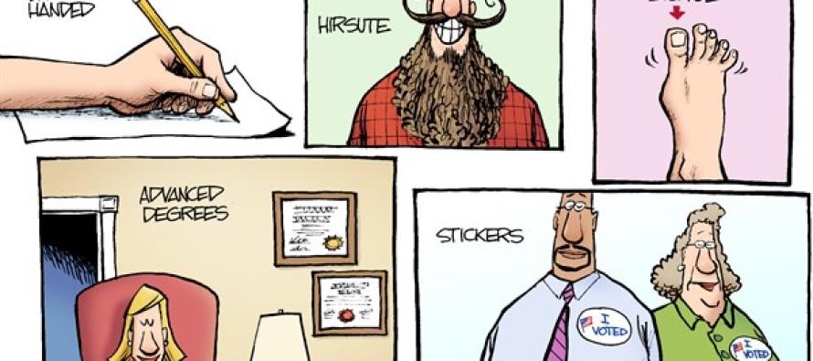 Vote Smart (Cartoon)
