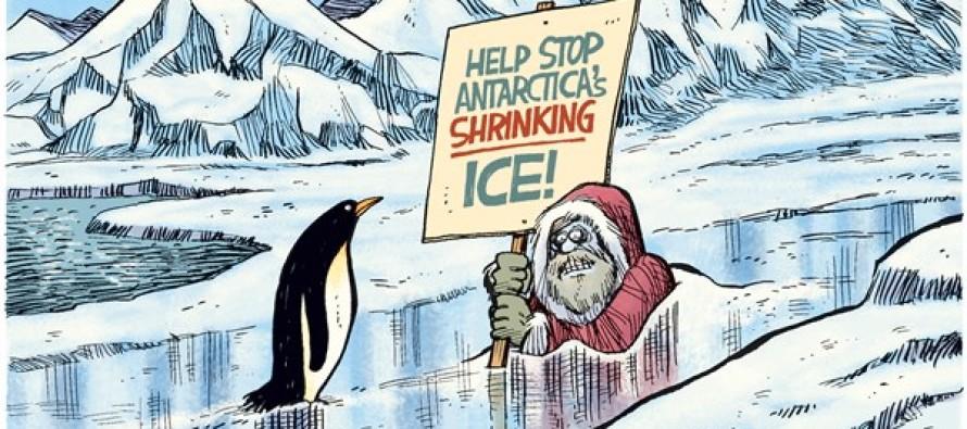Antarctica Ice (Cartoon)
