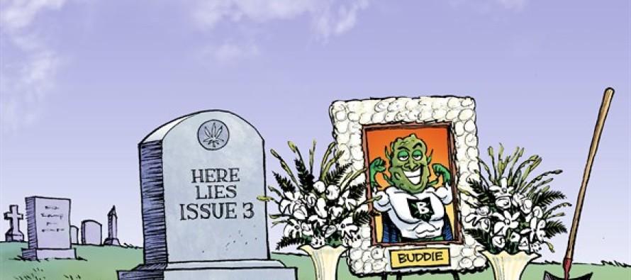 LOCAL OH – Buzzkill (Cartoon)