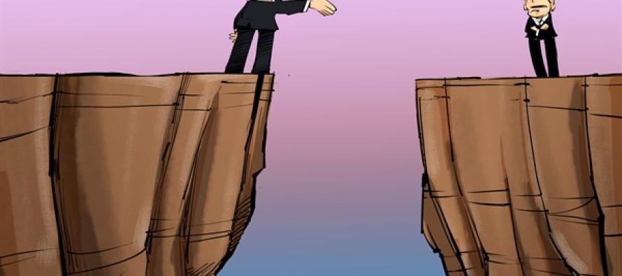 ILLINOIS Compromise (Cartoon)
