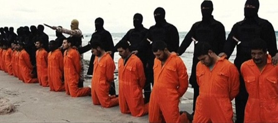 Christians EXTINCT From The Middle East Within 10-Yrs; ISIS Exterminates Them Through Murder and TERROR