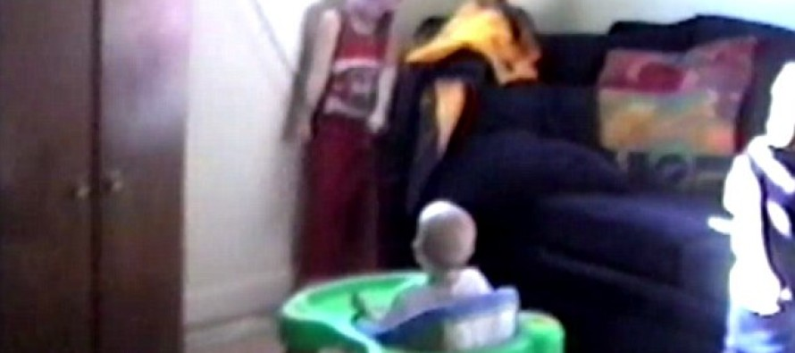 Parents Release Creepy Video of Young Son Being Strangled By a Window Blind Cord to Warn Others