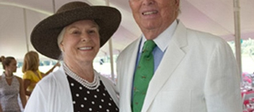 83-yr-old MILLIONAIRE was 'beaten to death with a fire extinguisher' NOT the usual suspects!