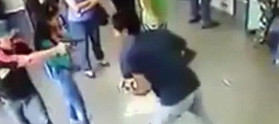 Would-Be Robber Gets Shot Dead By Undercover Cop in Venezuela
