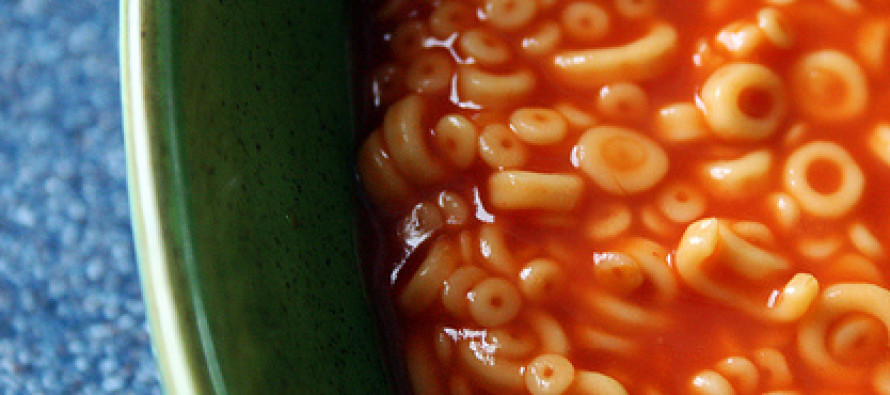 This Popular Canned Food Is Being Recalled Because It's A Choking Hazard