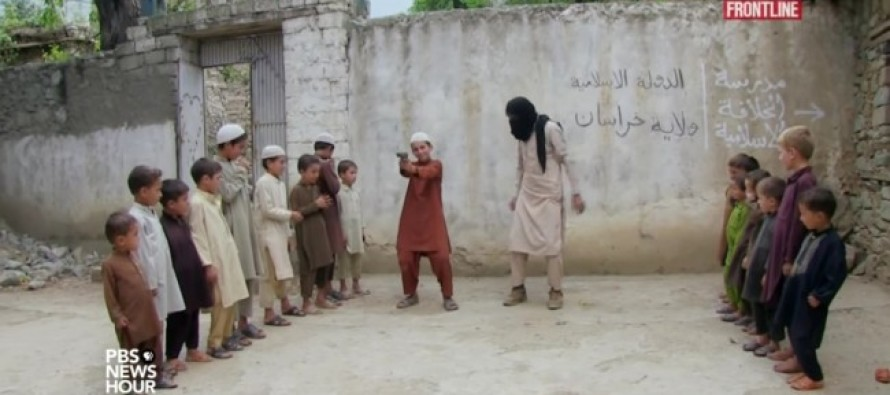 Meet the Young Jihadists of ISIS: How Afghan Children are Converted into Terrorists