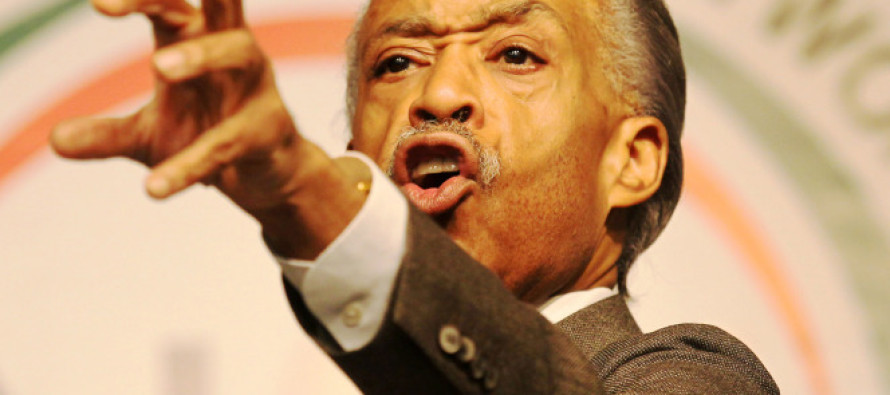 Corruption Pays: Sharpton Gives Himself a 71% Raise Thanks to Obama and de Blasio