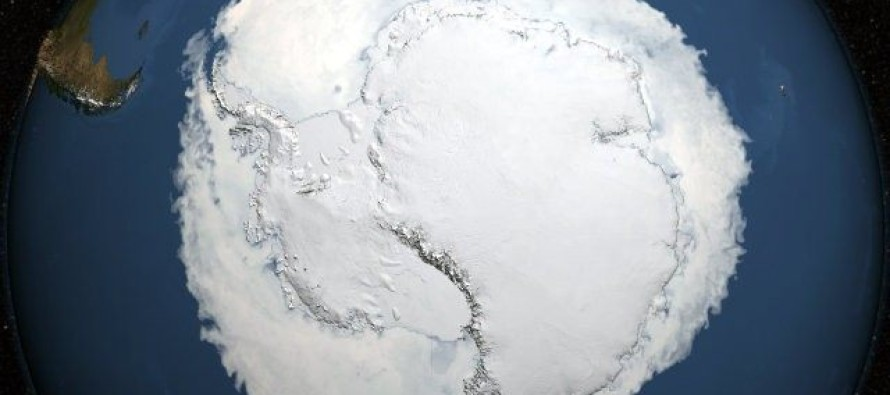 Take That Global Alarmists! According to a NASA Study, Antarctica is GROWING, Not Shrinking