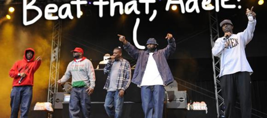 Wu-Tang Clan Sells COPY Of Their New Album For Millions & You Won't Get To Hear It For 88 Years!