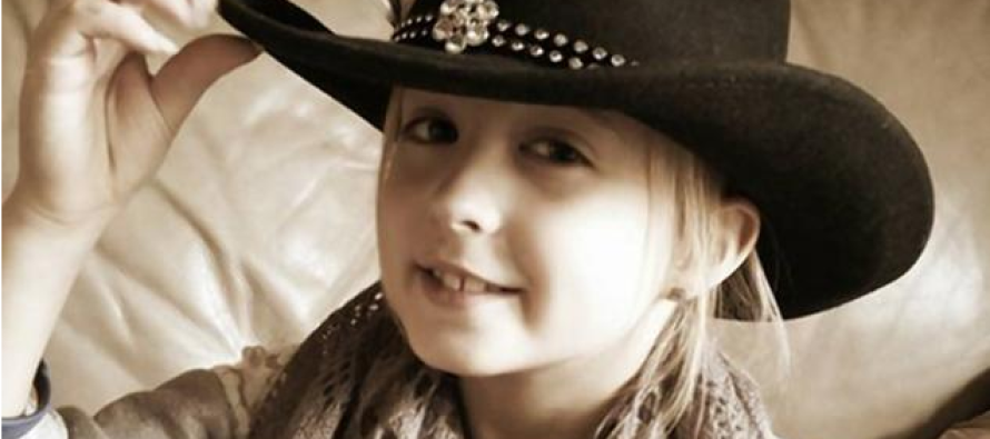 Shocking Discovery Made When 8 Yr-Old Girl is Diagnosed with Rare Form of Breast Cancer