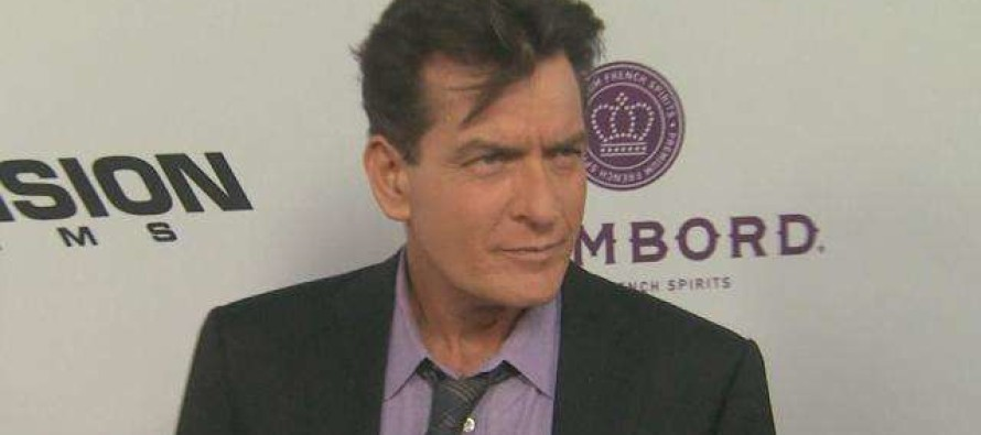 Charlie Sheen's Ex Dubbed the 'Goddess' Stands by Her Man, Not the Myth or the Legend