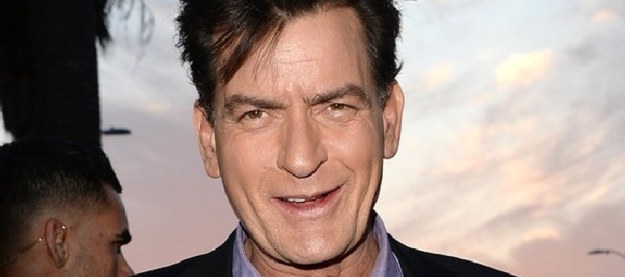 Surfaced Video Shows Charlie Sheen Performing Oral Sex on Another MAN