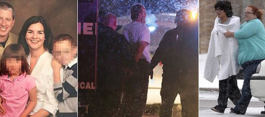Media Label CO Planned Parenthood Shooter 'White Right Wing Extremist' With No Evidence