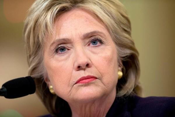 Criminal Hillary
