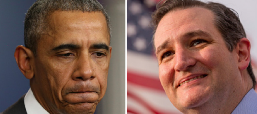 Boom! Ted Cruz's Thanksgiving Message is Presidential… Obama's is Nothing but Stuffing