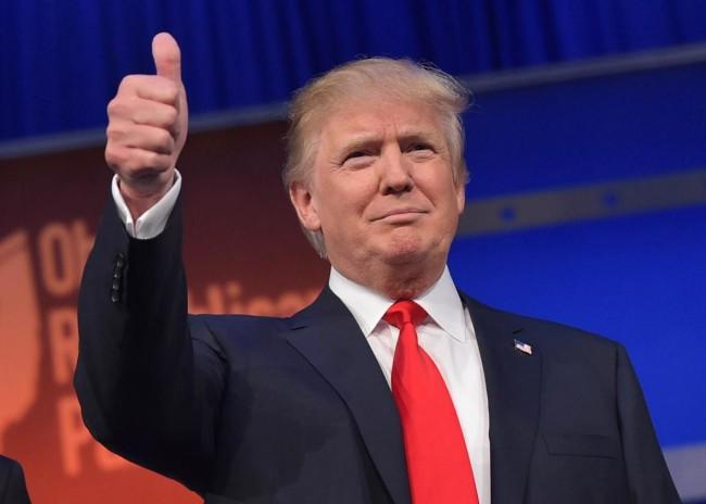 Donald Trump Strong